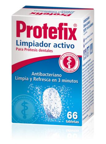 Protefix Limpiador activo